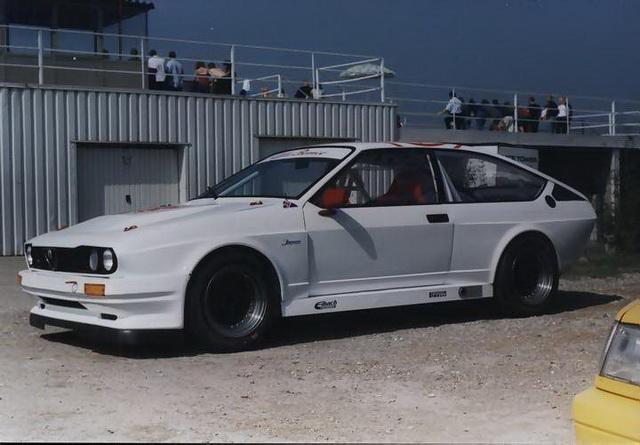 Alfa Romeo GTV6 2.5 Greinbach 2001