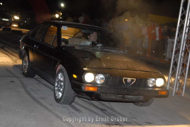 Alfa Romeo GTV6 3.2 Beschleunig. Kiskunl. 2007 572