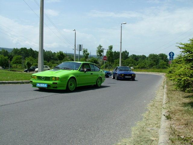 Alfa Romeo GTV6 2.5 Sopron 2006