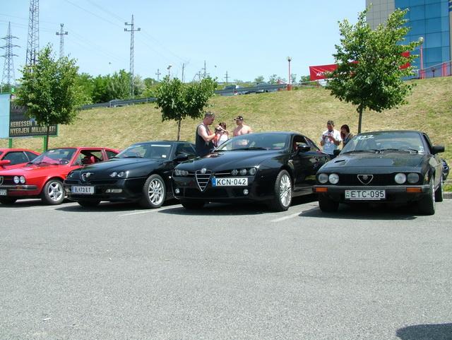 Alfa Romeo GTV6 3.2 24V Sopron 2006