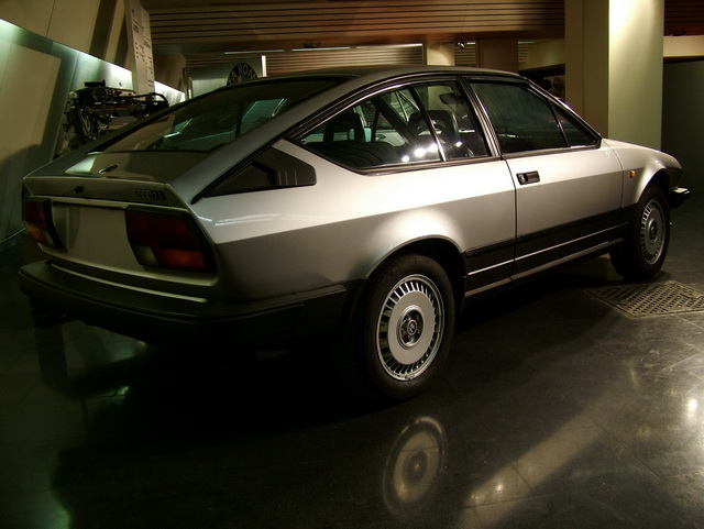 Alfa Romeo GTV6 2.5 Museo Storico Arese