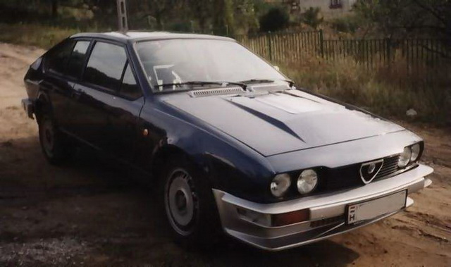 Alfa Romeo GTV6 2.5 1999
