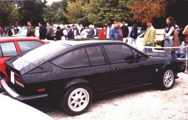 Alfa Romeo GTV6 3.0 US