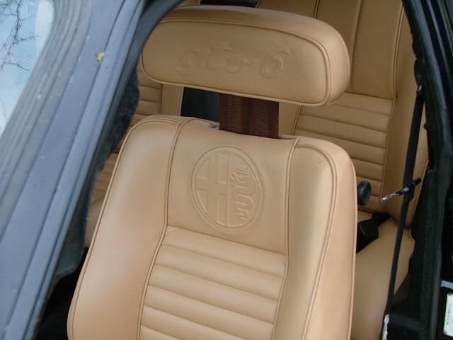 Alfa Romeo GTV6 Science Park Budapest 2004