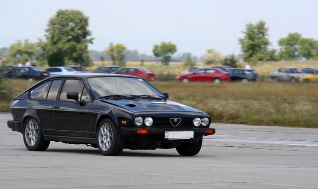 Alfa Romeo GTV6 3.2 24V Kiskunlacháza 2006