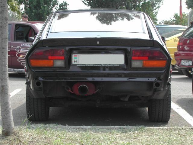 Alfa Romeo GTV6 Vác
