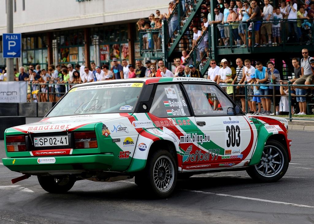 Fiat 131 Racing Gr.2