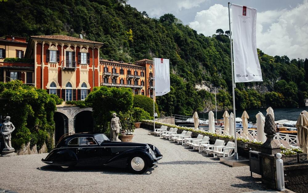Alfa Romeo 8C 2900B Touring Superleggera Berlinetta - Concorso d'Eleganza Villa d'Este
