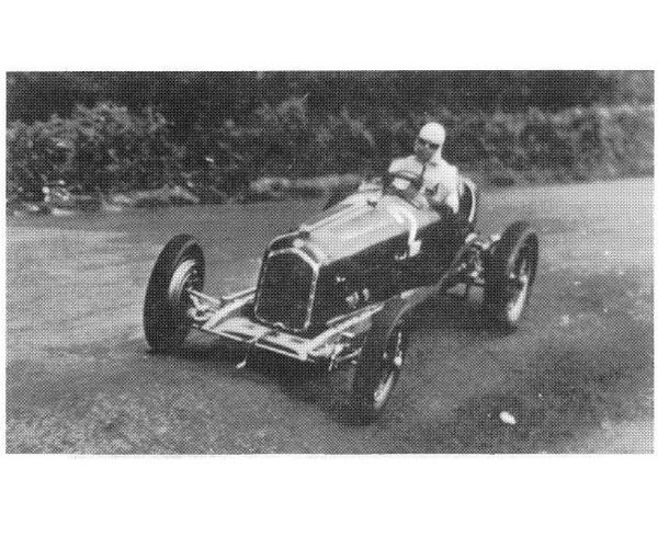 Caracciola az 1932-es Német Nagydíjon