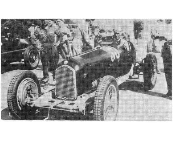 Nuvolari a Coppa Cianon 1932-ben