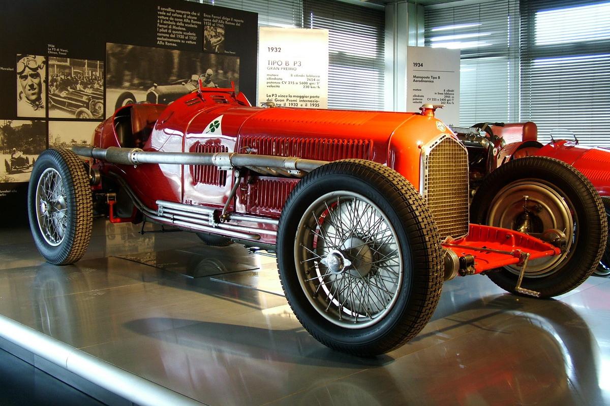 Tipo B Monoposto 1932