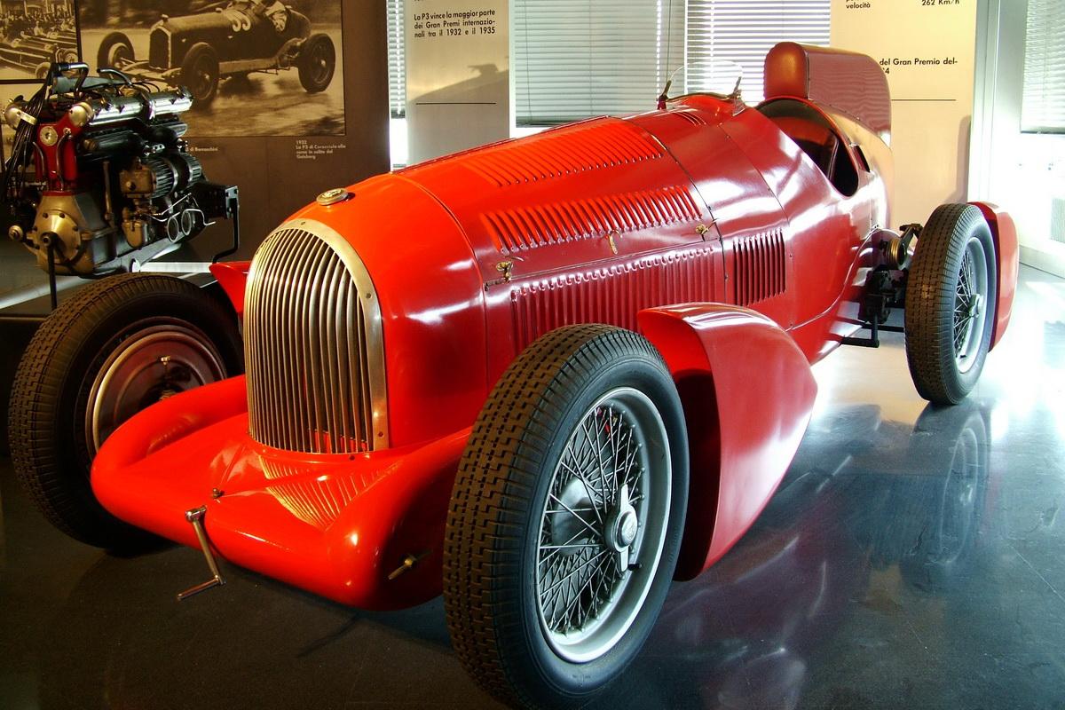 Tipo B Aerodinamica 1934